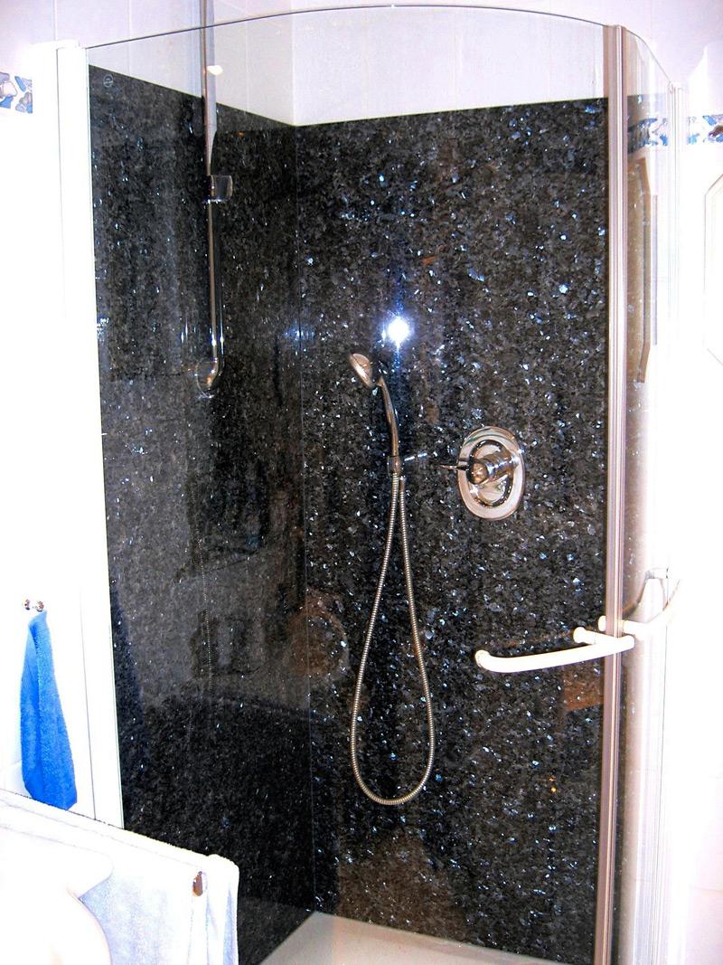 Granit Dusche badezimmer renovierungen ader renovo