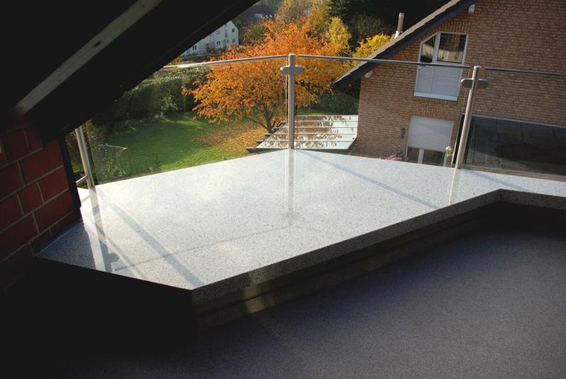 Balkon Anfertigung