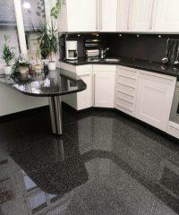 Fussboden Küche