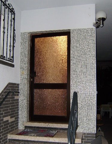 Hauseingänge Tür