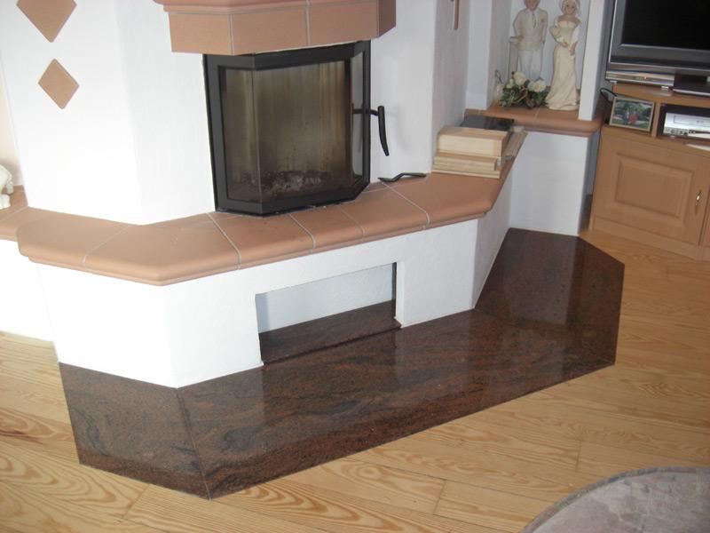 Ofenplatte Boden