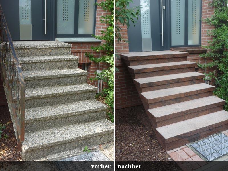 Very Außentreppen - Renovierungen / Sanierungen von Ader Renovo SV53