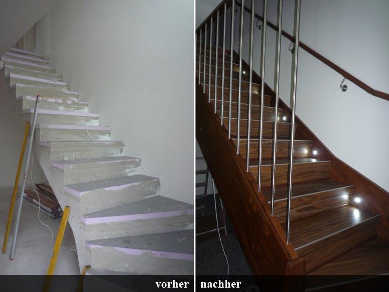 vn innentreppen holz betontreppe ader renovo. Black Bedroom Furniture Sets. Home Design Ideas