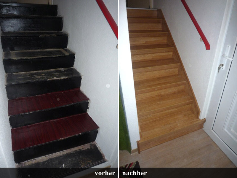 idee freitragend treppe. Black Bedroom Furniture Sets. Home Design Ideas